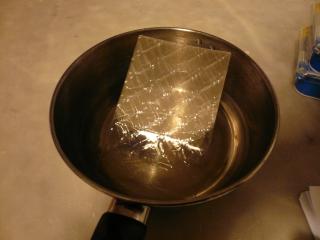 Preparazione Cheese Cake