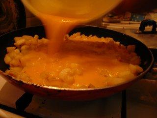 Frittata con le patate
