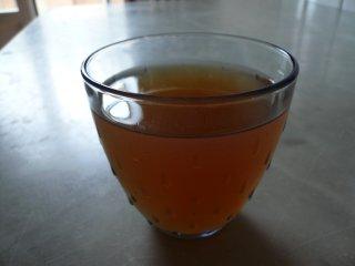 Limonata al Tè