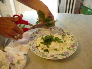 Omelette: preparazione ripieno