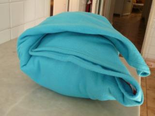 Tenere coperto per conservare la temperatura