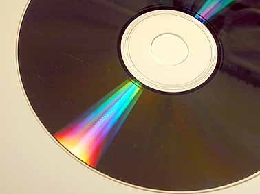 DVD disk (C) http://it.wikipedia.org/wiki/File:DVD.jpg